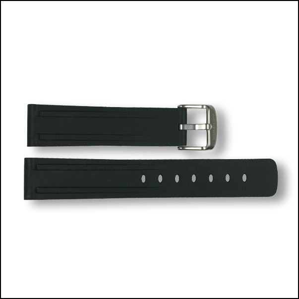 Archimede Rubber Strap 20mm